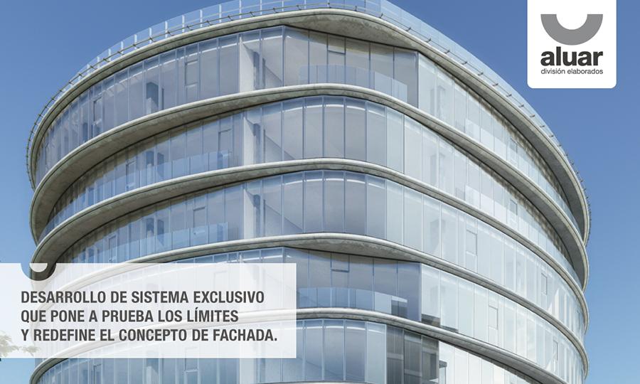 Park 10 Buenavista: una fachada que desafía todos los límites