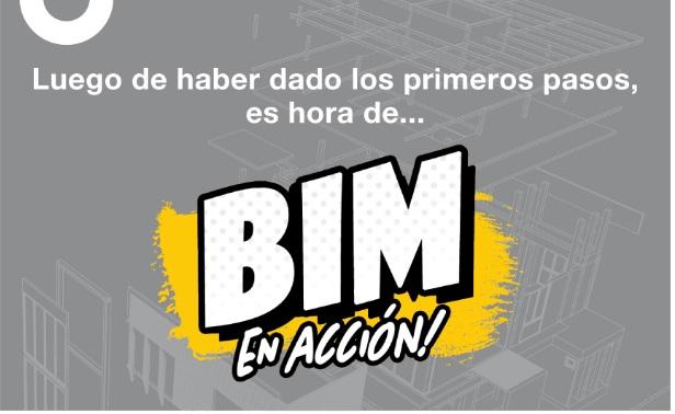 Un nuevo encuentro de BIM EN ACCIÓN