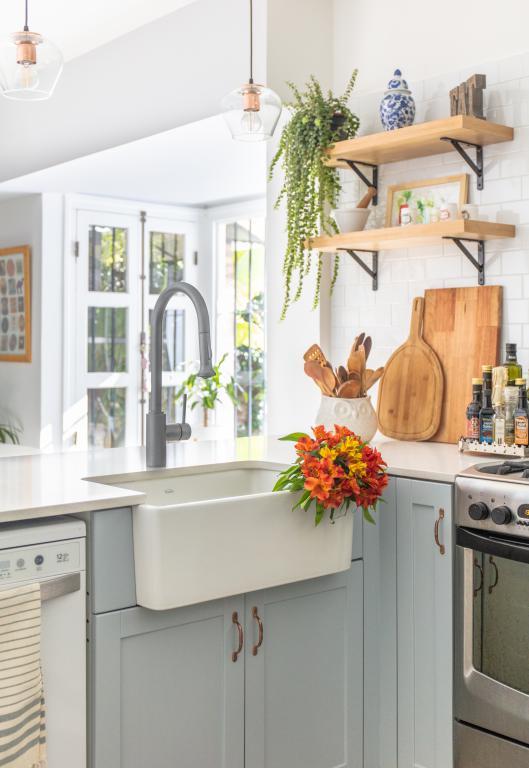 Bacha Country Ferrum: un ejemplar para el cuarto de cocina o baño
