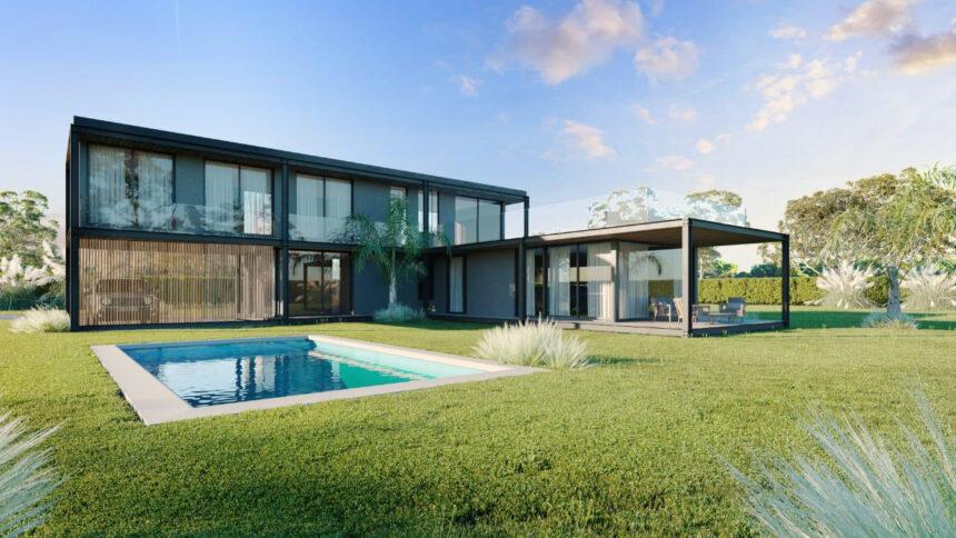 ¿Conocés la línea de casas MIES de IDERO Arquitectura?