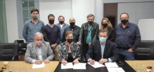 CAIPYVA y el INCOSE firman un acuerdo de Cooperación