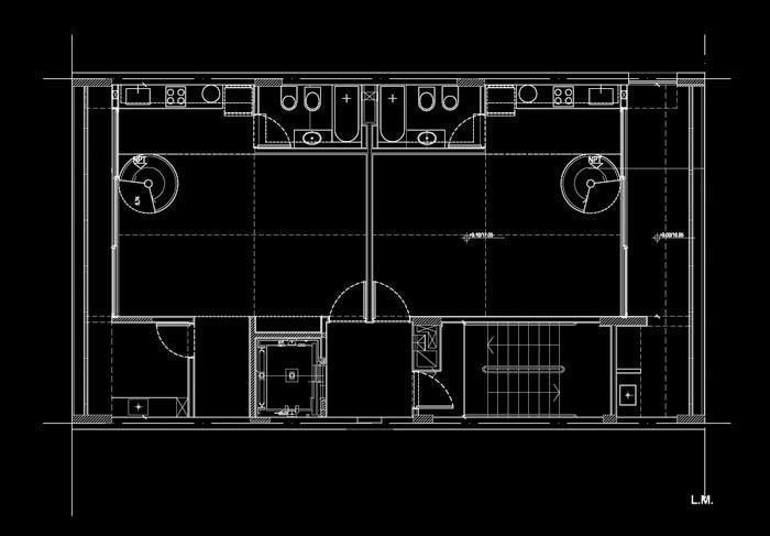 planta 3er. y 5to. piso