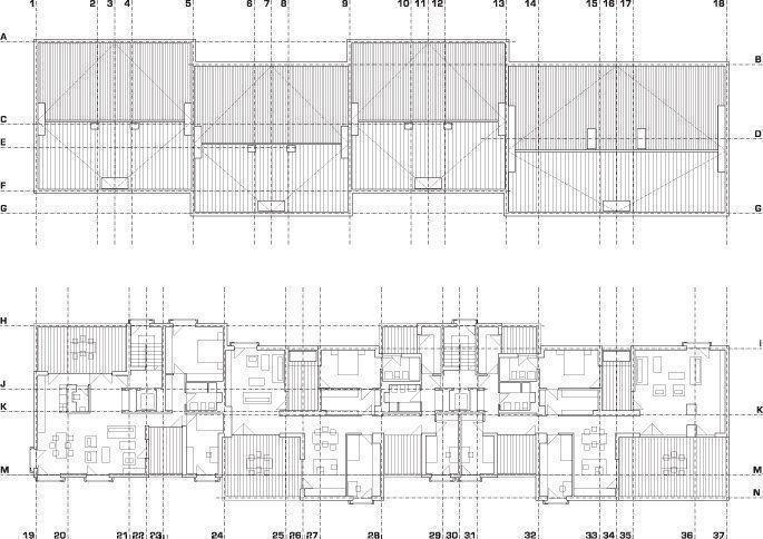 third floor (1-250)