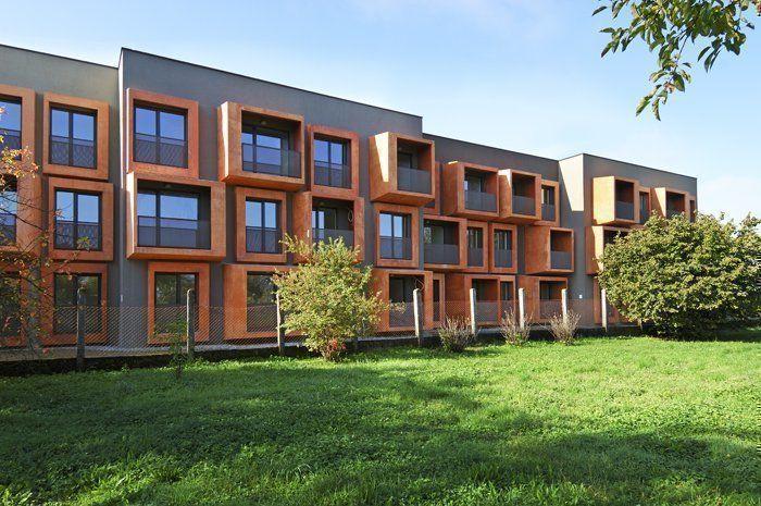 Jurckova housing