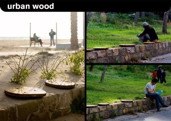 Urban wood