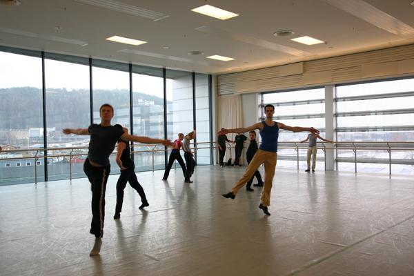 Ballett rehearsal room – credit Snøhetta