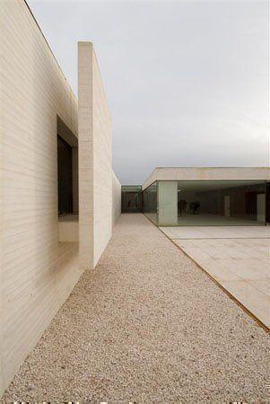 Museo Institucional de Madinat al-Zahra, Córdoba - Detalle muro interior