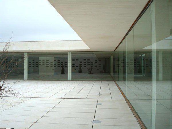 Museo Institucional de Madinat al-Zahra, Córdoba - Patio interior