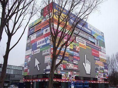 Sandberg Institute es el creador de Artvertising