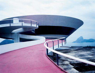 Museo de Arte Contemporáneo de Niterói de Oscar Niemeyer