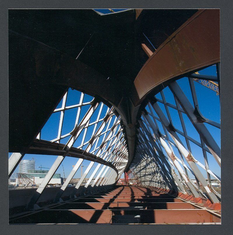 Puente Pabellón Zaragoza