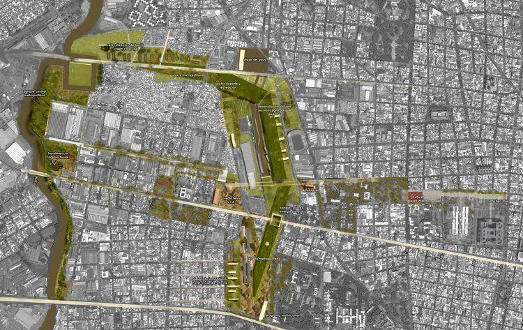 Parque Metropolitano - Intervencion General