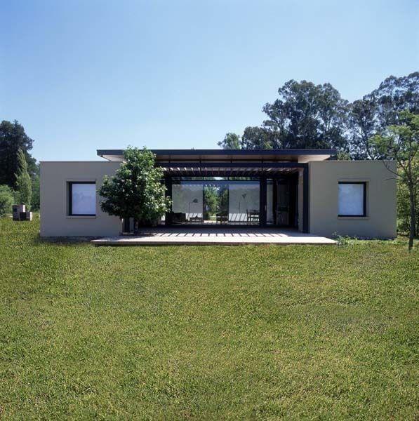 Casa en club de campo ping inos arqa - Casa y campo decoracion ...