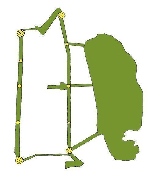 El cinturon Verde