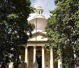 La Redonda, Iglesia de la Inmaculada Concepción, Belgrano, Buenos Aires