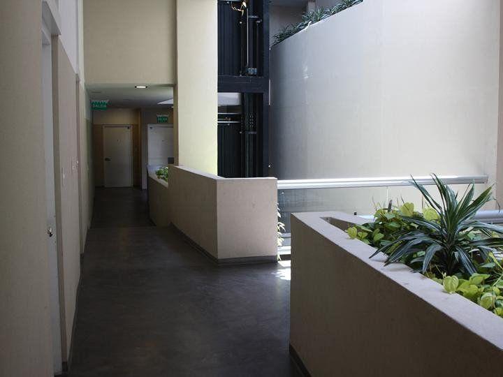 Hall departamentos