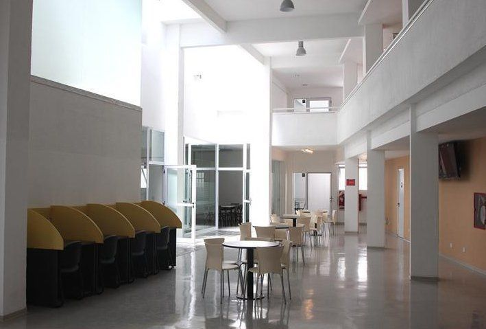 Hall de acceso