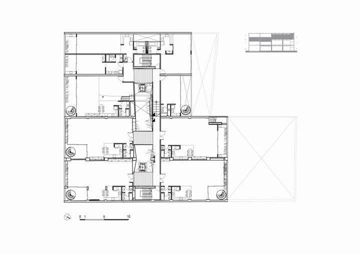Planta 3° piso