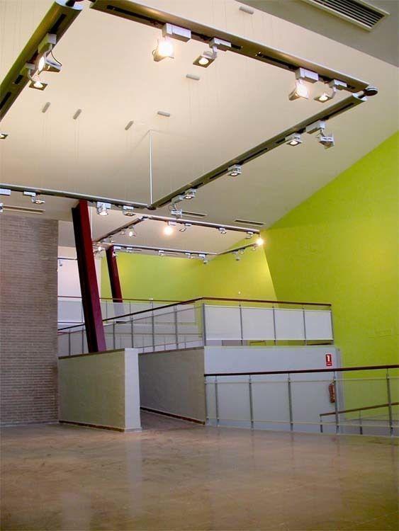 Sala de exposiciones sur