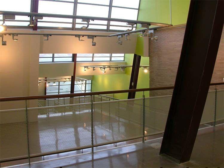 Sala de exposiciones norte