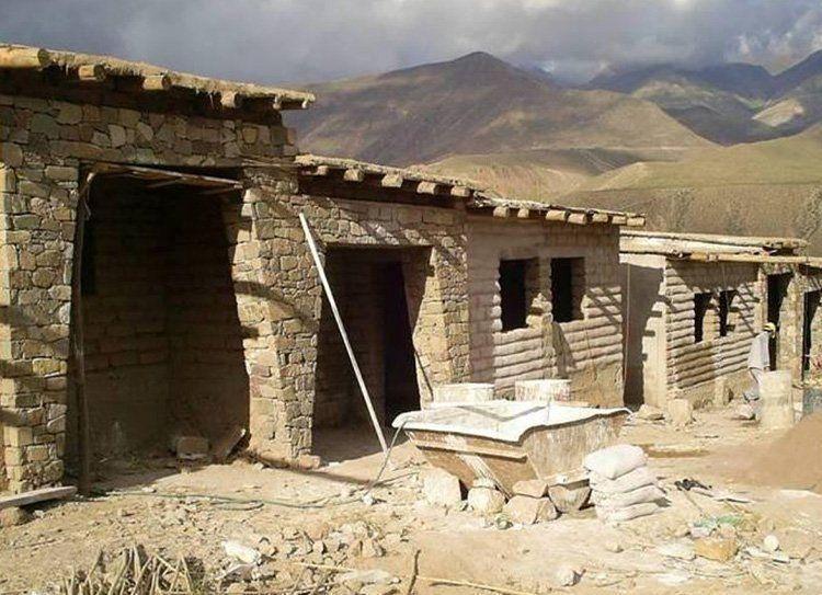 Vivienda social en sumay pacha tilcara jujuy arqa for Arquitectura quechua