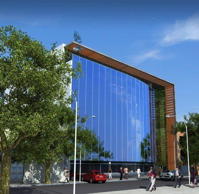Colaboración de Contract en el proyecto Metro Office, oficinas pensadas para la protección del medioambiente