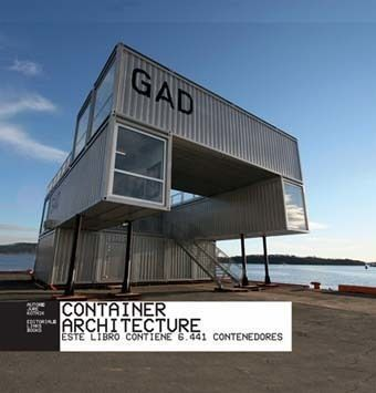 Jure Kotnik, Container Architecture, Barcelona: Links Books, 2008. 255 páginas.
