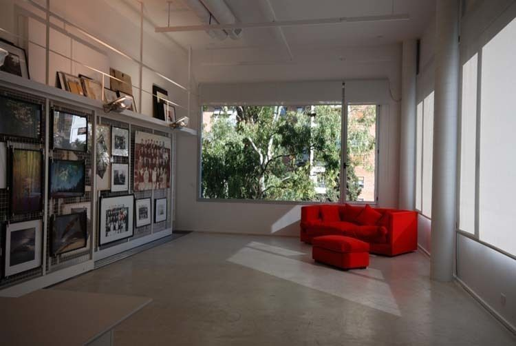 Edificio de oficinas y estudio fotogr fico en belgrano arqa for Oficina y denuncia comentario