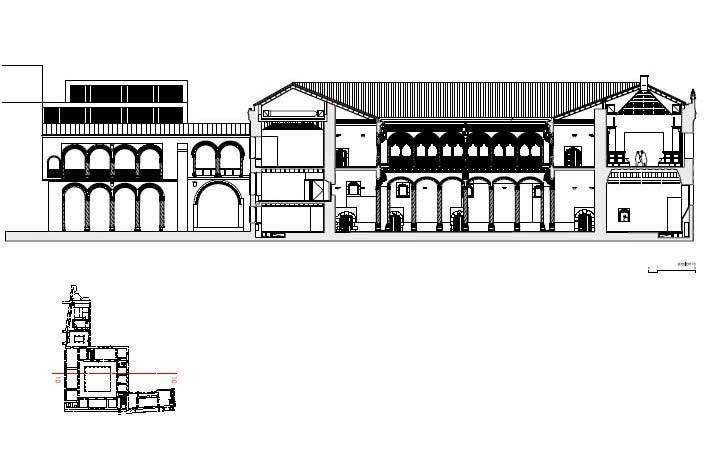Corte patio central
