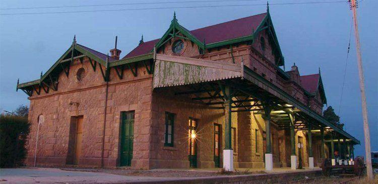 Estación de Puerto Deseado