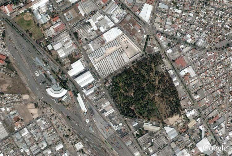 Satelital Parque