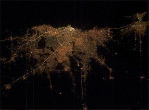 Buenos Aires night