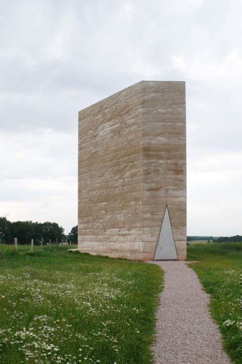Capilla de San Nicolás, cerca de Colonia, Alemania (2007)