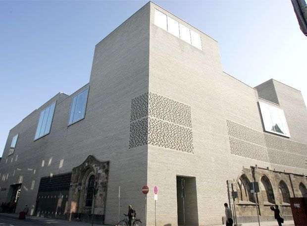 Museo Kolumba de Colonia (Alemania)