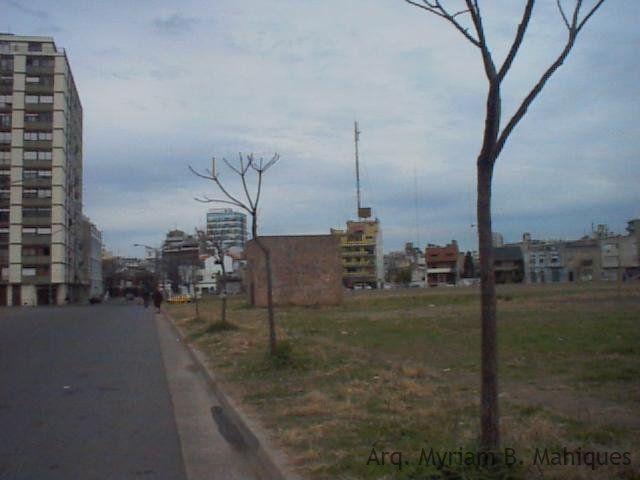 Perfil Urbano hacia Casa Amarilla. Archivo personal de la autora.