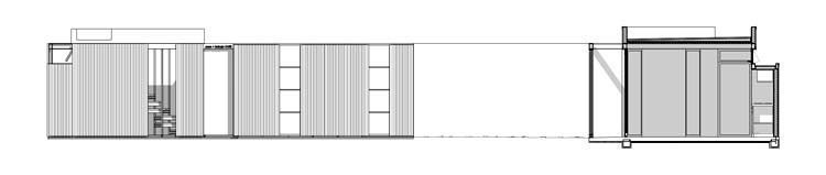 Vista - corte transversal