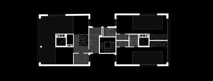 Duplex planta alta