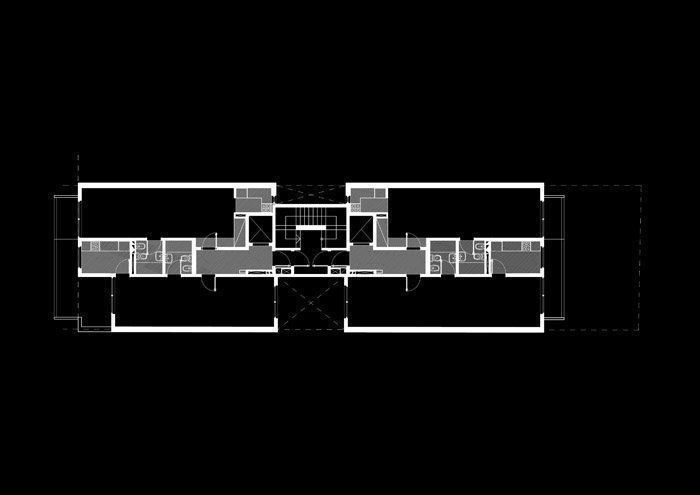Planta 8vo piso