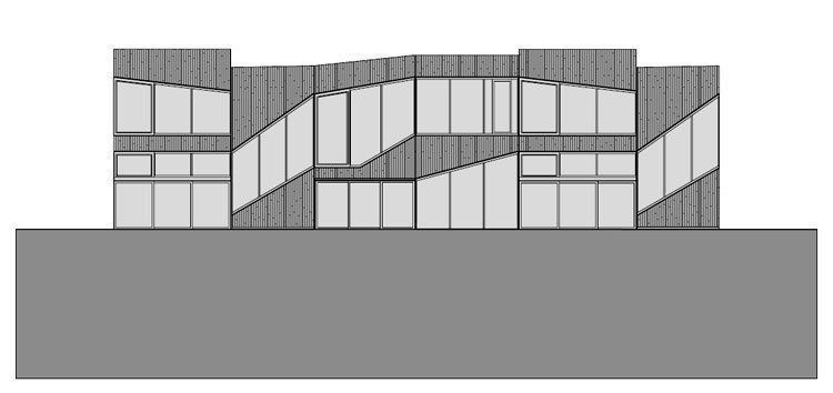 Atrium elevation