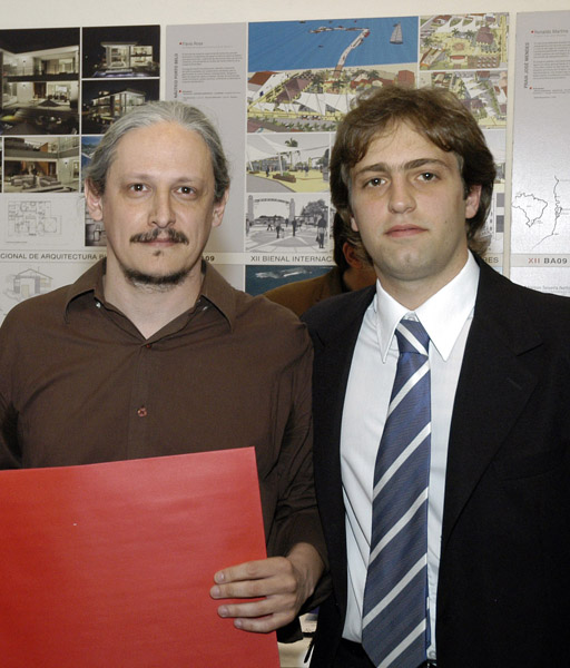 3. Federico Paz y Juan Pablo Giachetti, de Abercom