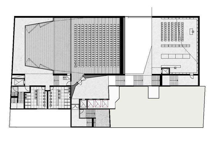 1er piso, primera etapa
