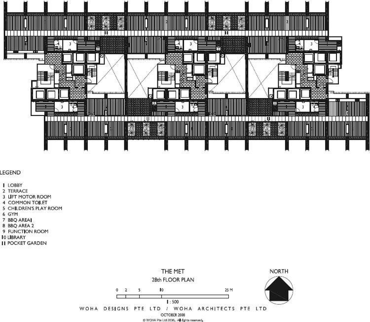 28th floor plan