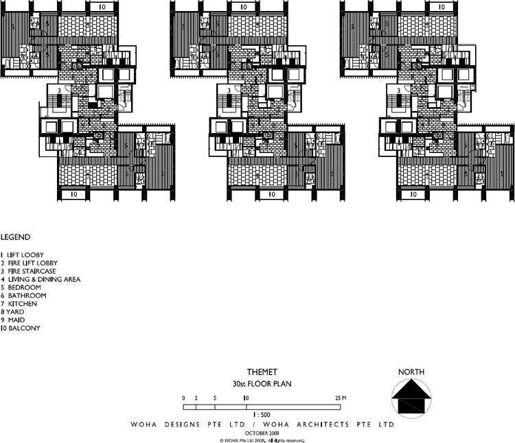 30st floor plan