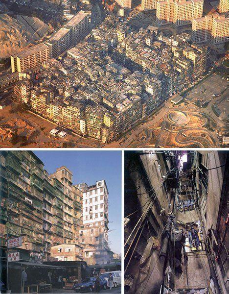 kowloon-walled-city China