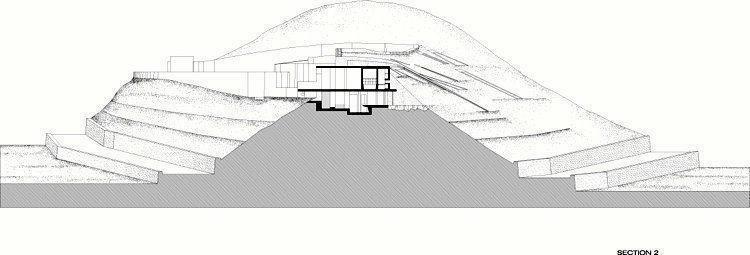 Trans section / Sección transversal