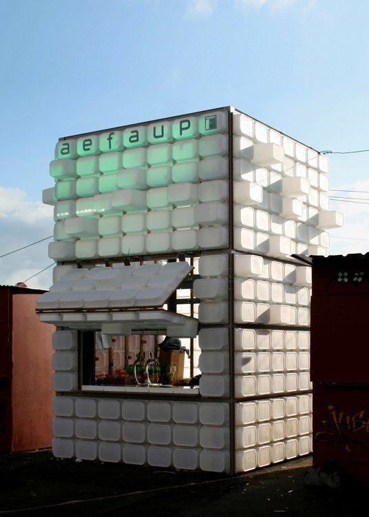 temporary bar in parque da cidade porto portugal arqa. Black Bedroom Furniture Sets. Home Design Ideas