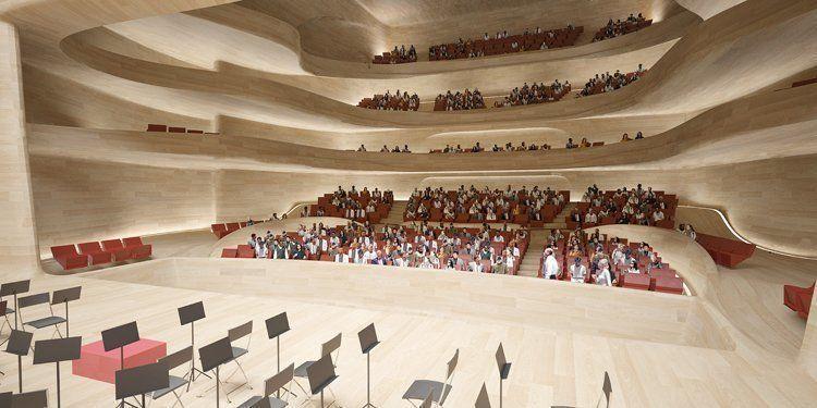 Main Concert Theatre