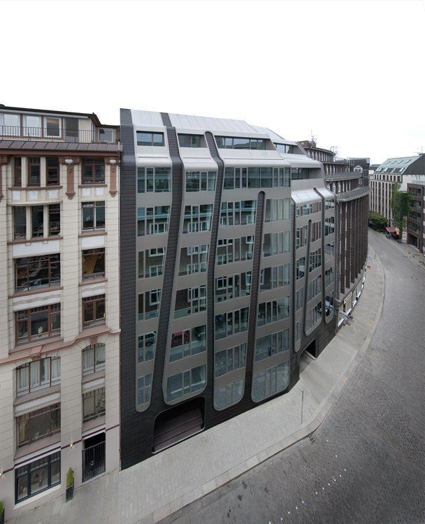 Main facade Steckelhörn