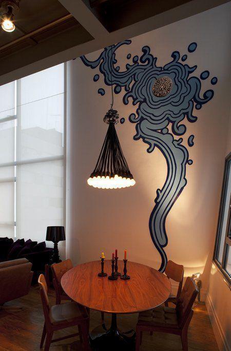 Dinning room detail / 2010 © photo@leonardofinotti.com