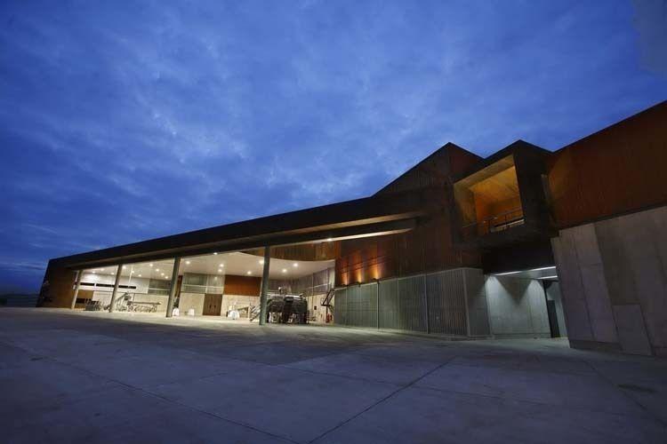 Edificio Principal - fotografía de AFT Arquitectos
